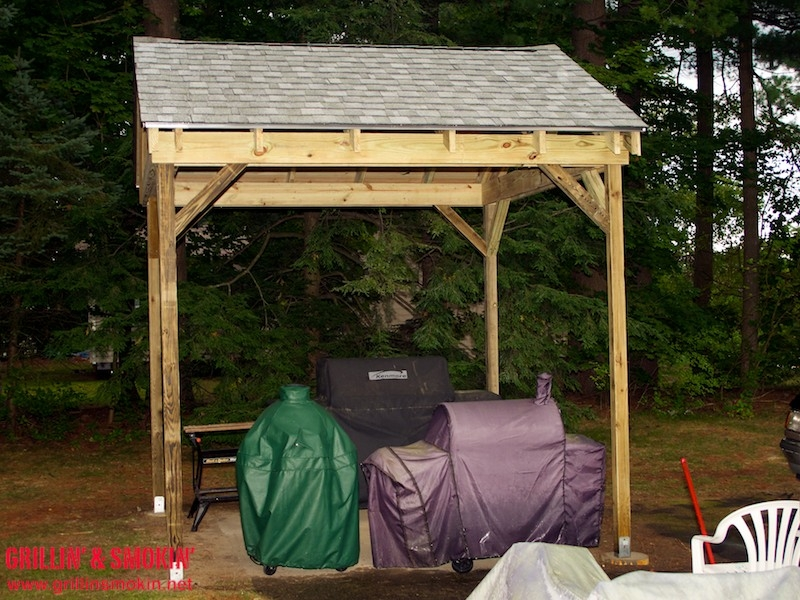 & Grill Gazebo Pictures