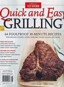 ATK-Quick & Easy Grilling
