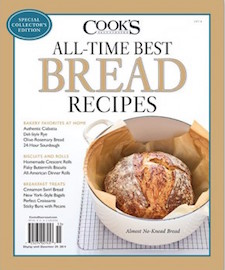 Cooks Illustrateds All-Time Best Bread Recipes