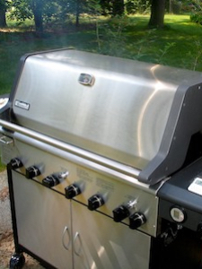 Kenmore Elite Gas Grill