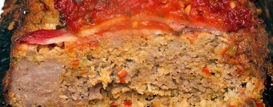 Planked Meatloaf Recipe — Dishmaps